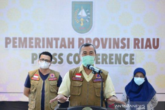 Pengabaian protokol kesehatan picu lonjakan kasus COVID-19 di Riau