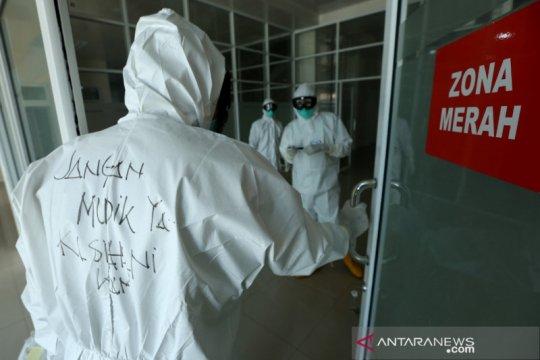 Satgas Aceh sampaikan 56 kasus baru warga positif COVID-19