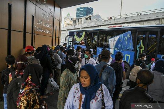 TransJakarta layani empat rute khusus menuju Tanah Abang
