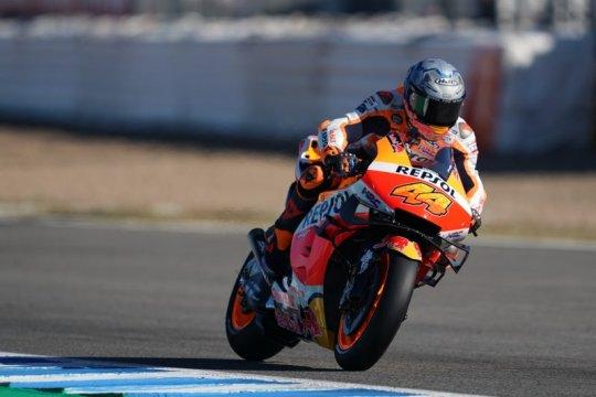 Espargaro dibuat frustasi oleh Honda di Jerez