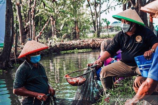 Dompet Dhuafa dorong ketahanan pangan keluarga berbasis perikanan