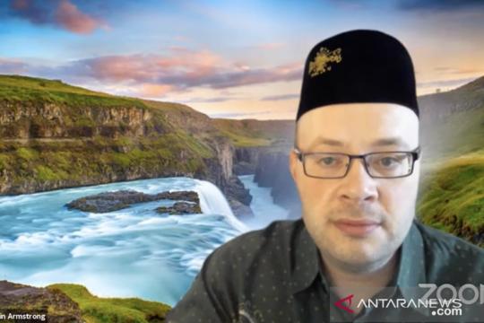 Ulama Inggris ajak Muslim Indonesia berkontribusi di tataran global