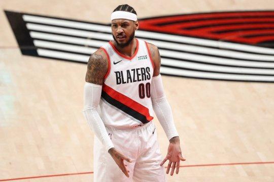 Anthony masuk 10 besar pencetak skor terbanyak sepanjang masa NBA