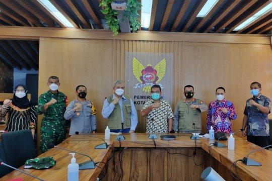 Tim BNPB pantau PPKM mikro di Kediri