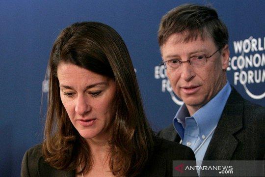 Bill dan Melinda Gates bercerai