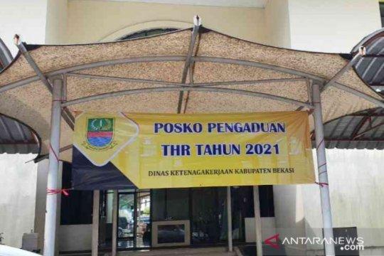 Dipusatkan di Disnaker, Kabupaten Bekasi buka posko THR Keagamaan
