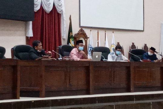 DPRD Banten kembali bahas Raperda Pondok Pesantren