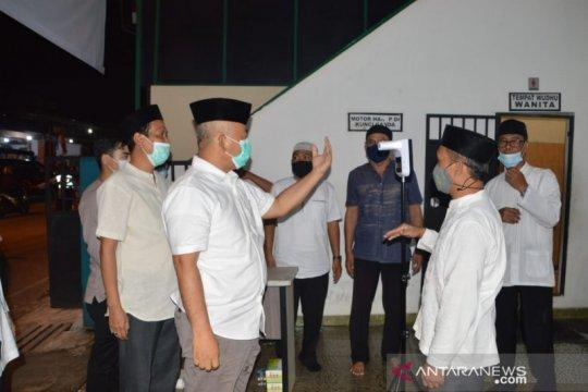 Kota Bekasi siapkan stadion untuk tempat karantina
