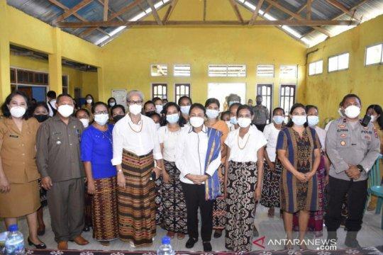 Menteri Bintang harap Sekolah Perempuan NTT ada di seluruh Indonesia