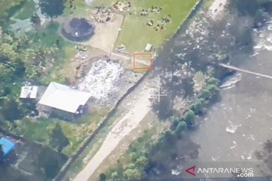 KKB kembali berulah bakar gedung sekolah di Kabupaten Puncak