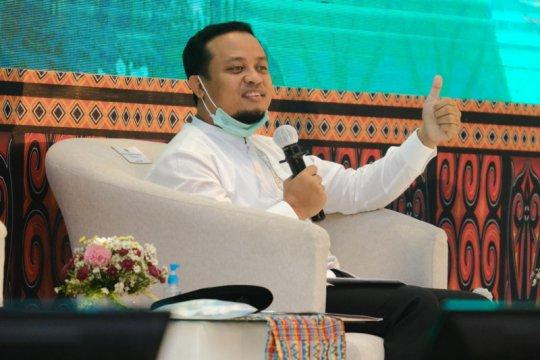 Plt Gubernur Sulsel apresiasi gerakan guru wakaf Al-Quran.
