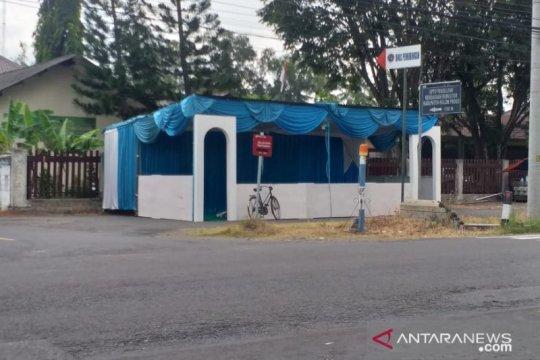 Pemudik tiba di Terminal Wates Kulon Progo masih landai