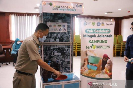 36 kelurahan di Jaksel miliki penampungan limbah jelantah
