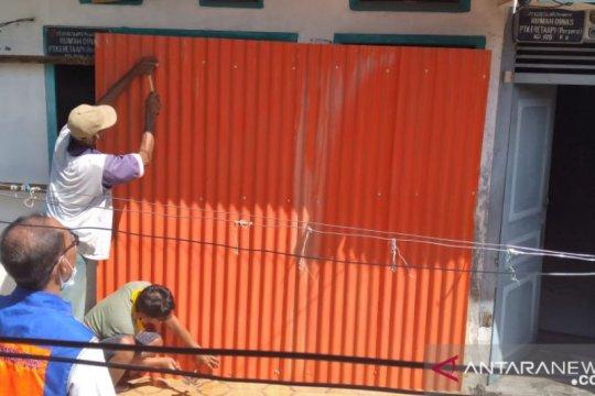 PT KAI Tanjungkarang tertibkan rumah dinas melanggar aturan