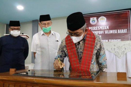 Gubernur Sulbar dorong perguruan tinggi ikut percepat kemajuan desa