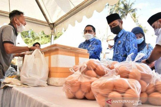 Pemkab Bogor gelar bazar murah di 4 lokasi jelang Idul Fitri