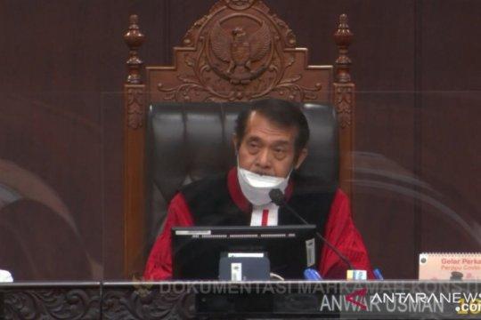 MK tolak uji formil UU KPK yang diajukan Agus Rahardjo
