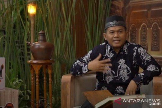 Sejarawan santri mengajak umat Islam Indonesia teladani Sunan Giri