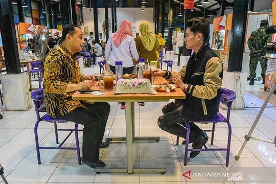 Wali Kota Surabaya promosikan sentra wisata kuliner ke pengusaha muda
