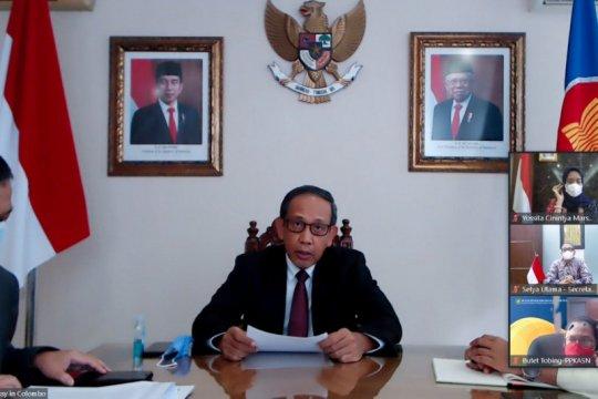 Indonesia-Colombo Plan sepakati pengaturan Kerja Sama Selatan-Selatan
