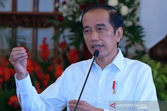 Presiden Jokowi: Perencanaan pembangunan harus cetak teknolog handal