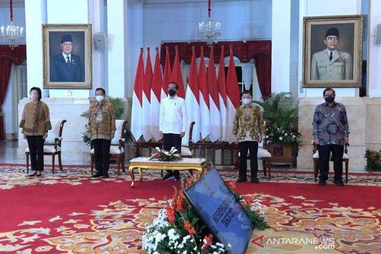 """Presiden Jokowi: Belanja pemerintah harus dipercepat, naikkan """"demand"""""""