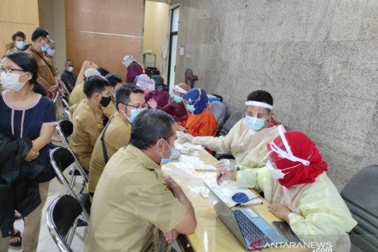 4.897 petugas pelayan publik di Belitung telah disuntik vaksin