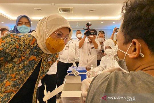 13.678.323 jiwa penduduk Indonesia telah divaksinasi