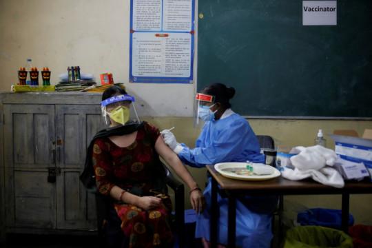 Studi India: Antibodi COVID turun drastis setelah 4 bulan vaksinasi