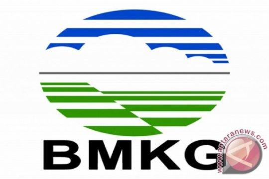 Peringatan dini BMKG: Hujan lebat berpotensi di pegunungan Sumut