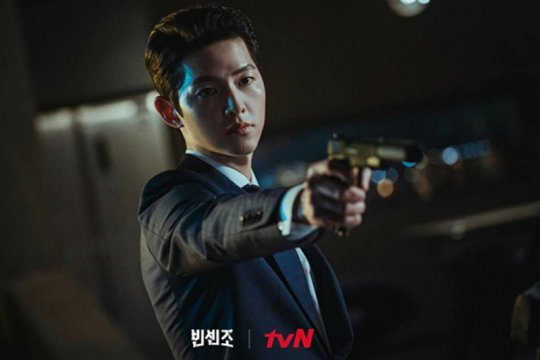 "Song Joong Ki merasa puas jalankan balas dendam di ""Vincenzo"""
