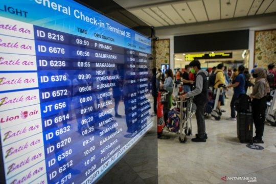 AP II kawal pengetatan perjalanan penerbangan domestik mulai 18 Mei