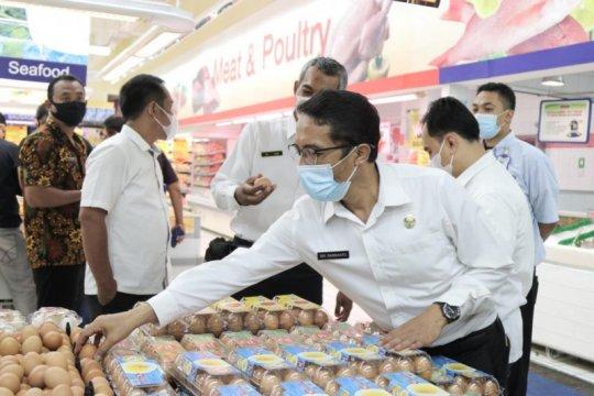 Sidak jelang Lebaran, TPID Kediri temukan barang rusak masih dijual