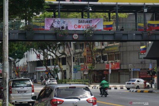 Malaysia berlakukan PKP di Kuala Lumpur