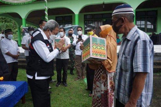 Negeri Rumah Tiga-Laha-Batu Merah lokasi Safari Ramadhan di Ambon
