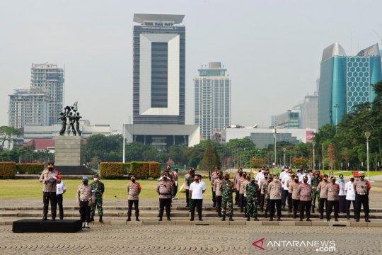Sebanyak 1.500 personel amankan Idul Fitri di Jakarta Pusat