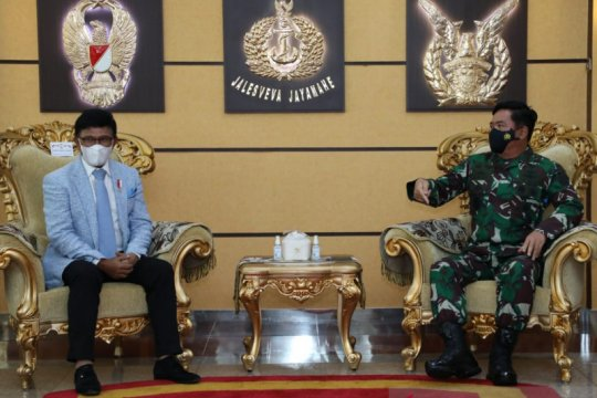 Kemenkominfo gandeng TNI amankan pembangunan infrastruktur digital