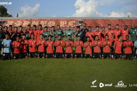Borneo FC jadwalkan pemusatan latihan di Yogyakarta