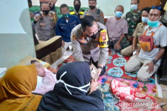 Presiden Jokowi bantu pemulihan guru SMAN 1 Cisolok penderita GBS