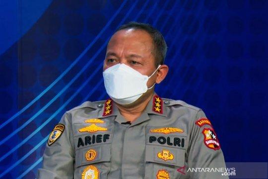 Polri siagakan petugas di 381 titik penyekatan mudik