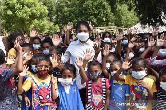 Menteri: Perempuan dan anak penyintas bencana butuh perhatian lebih