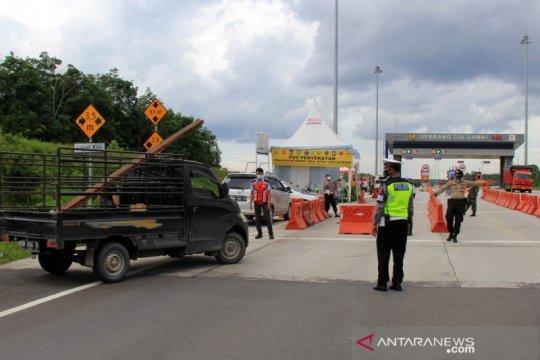 Jalan Tol Pekanbaru-Dumai tetap beroperasi meski ada larangan mudik