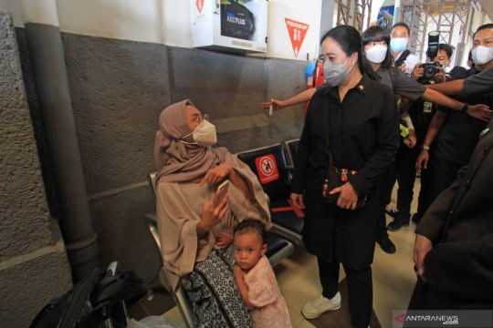 Puan: Hari Pertama larangan mudik jadi pertaruhan wibawa negara