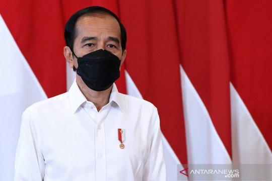 Presiden Jokowi buka Musrenbangnas 2021