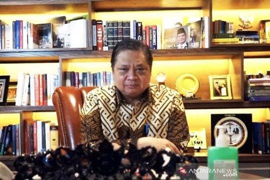 Menko Airlangga: Pertumbuhan ekonomi RI menuju tren positif
