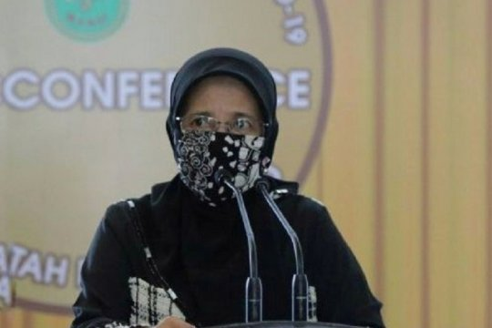 Penambahan 570 kasus COVID-19 di Riau dalam sehari