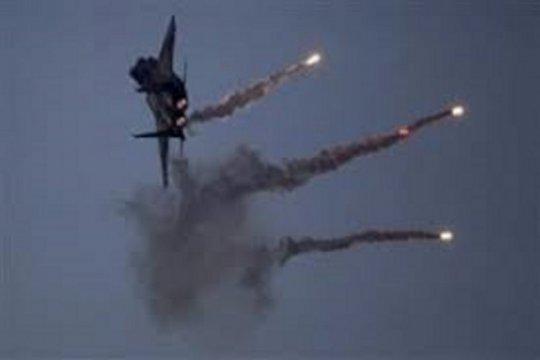 Agresi Israel dilaporkan di atas wilayah Quneitra Suriah