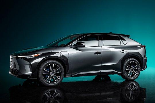 bZ4X, SUV listrik baterai kolaborasi Toyota-Subaru