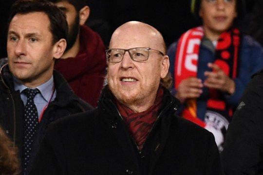 Pemilik MU Avram Glazer tak mau minta maaf soal Liga Super Eropa