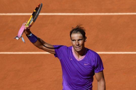 Nadal meluncur ke 16 besar Madrid , Barty ditantang Badosa